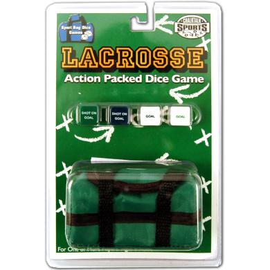 Lacrosse Dice Game