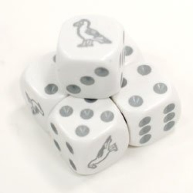 The Greedy Gull Dice Game
