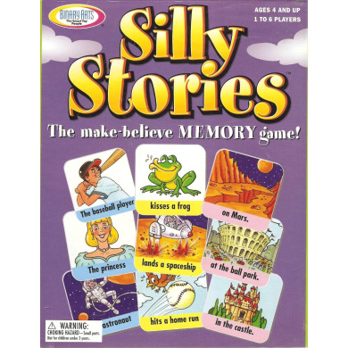 Silly Stories: The Make-believe Memory Game!
