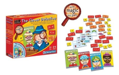 Young Learners The Clever Detective Game