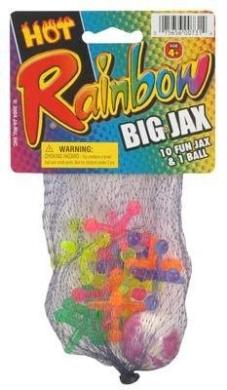 731 RAINBOW BIG JAX JRI731