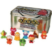 GoGo's Crazy Bones Limited Edition Gold Collector's Tin