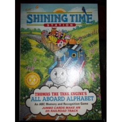 Thomas The Tank Engines All Aboard Alphabet