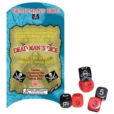 Dead Man's Dice Peg Pack