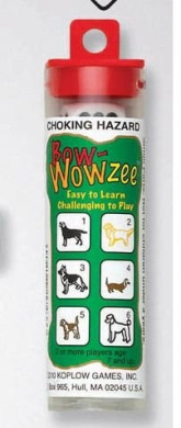 Bow-Wow-Zee Dog Dice Game