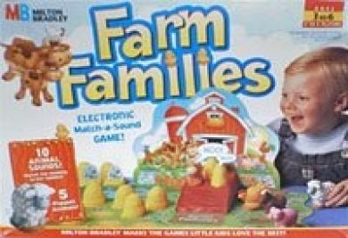 Farm Families; Electronic Match-a-Sound Game