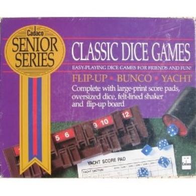 Classic Dice Games - Senior Series