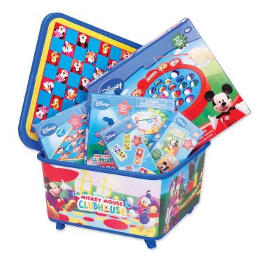 Mickey Game Tub