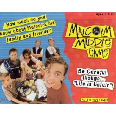 Malcolm in the Middle Game