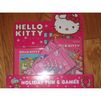 Hello Kitty Holiday Fun & Games