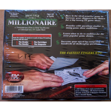 Practise to Be a Millionaire