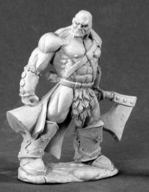 Goldar, Barbarian Hero