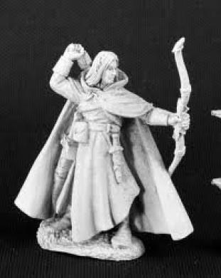 Arthal Nightblade the Elf Ranger