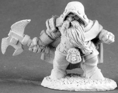 Bregol Jagstone Dwarf Ranger Dark Heaven Legends Series
