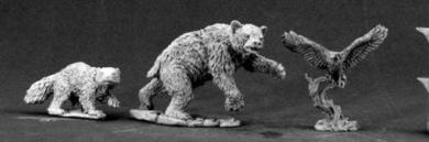Dark Heaven Legends Classics: Animal Companions 1