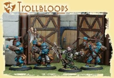 Trollblood Warpack Hordes