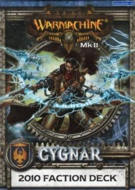 Warmachine 2010 Faction Deck: Cygnar