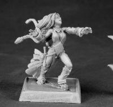 Seoni Iconic Female Sorceress Pathfinder Series Miniatures REM60009 REAPER MINATURES