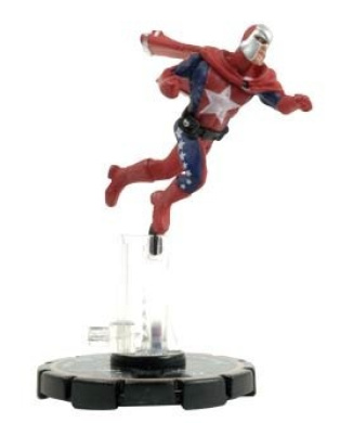 HeroClix: Statesman # 4 (Limited Edition) - City of Heroes