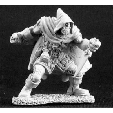 Rogan, Half-Orc Thief
