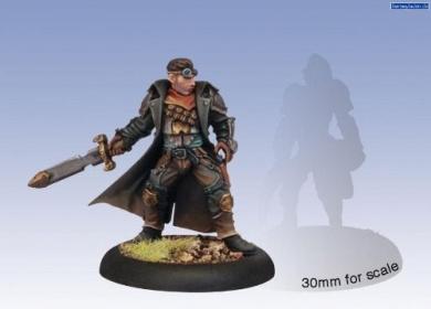 Rutger Shaw Solo Mercenary
