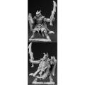 Vaeloth Hellborn Paladin Dark Heaven Legends Miniature by Reaper Miniatures