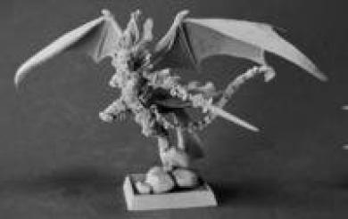 Sirithis Succubus Warrior Dark Heaven Legends Miniatures