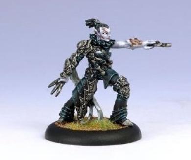 Hordes Legion Everblight Warlock Saeryn Omen of Everbli PIP 73019A