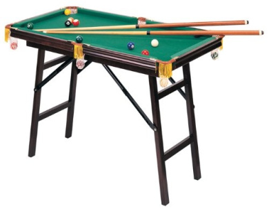 4' Mini Pool Table with Accessories