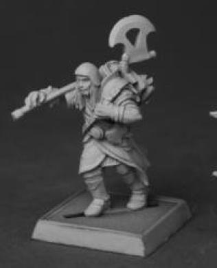 Low Templar by Reaper Miniatures