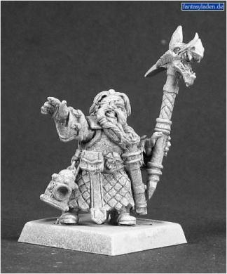 Dwarves: Gilam, Dwarf Rune Spelunker
