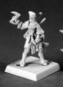 Ninja Pathfinder Miniature