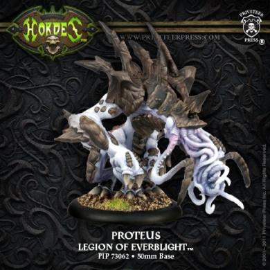 Hordes: Legion of Everblight - Proteus Heavy Dragonspawn Upgrade Kit