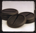 Miniatures Bases 40mm Bases (8) PIP 91002