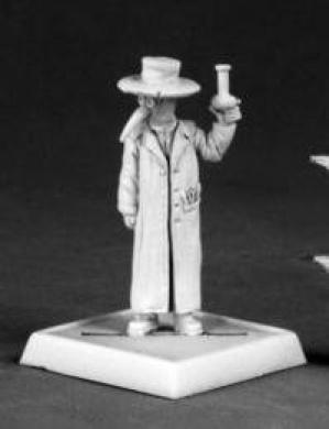 Reaper Miniatures 60058 Pathfinder Series Plague Doctor Miniature