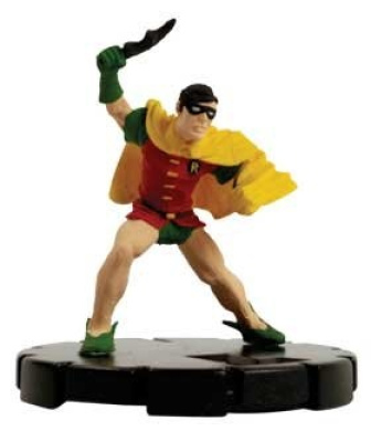 HeroClix: Robin # 2 (Experienced) - Icons