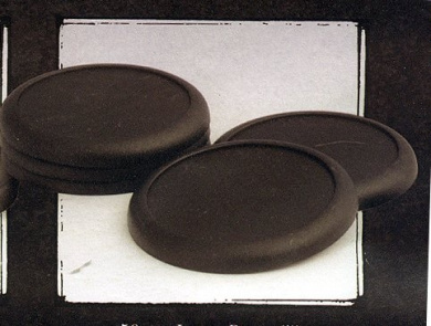 Miniatures Bases 50mm Bases (5) PIP 91003