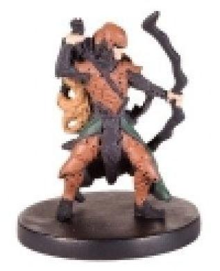 D & D Minis: Elf Archer # 21 - Harbinger