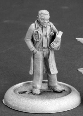 Dr Thomas Welby Chronoscope Miniature