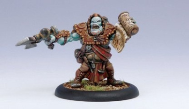 Trollblood Stone Scribe Chronicler Solo Hordes