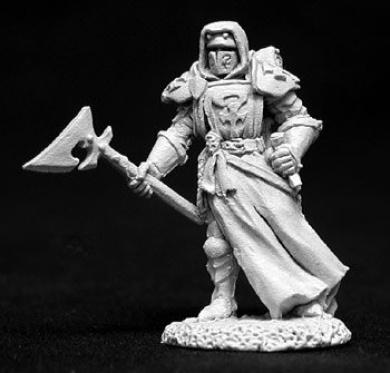 Dark Heaven Tyran Visgaal Black Legionnaire RPR 02683