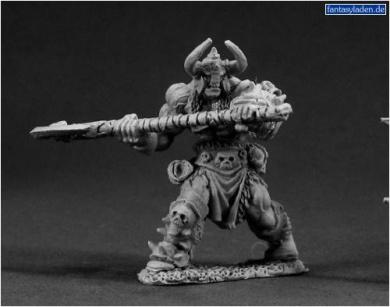 Marek Manslayer, Evil Warrior RPR 03339