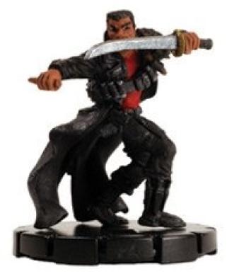 HeroClix: Blade # 24 (Veteran) - Mutant Mayhem