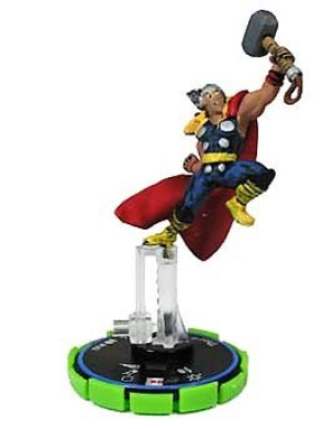 HeroClix: Thor # 62 (Experienced) - Clobberin Time