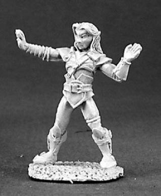 Peruhain, Elf Monk (OOP)