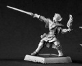 Ian Ivy Crown Mage Warlord Miniatures