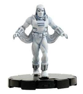 HeroClix: Ghost # 30 (Veteran) - Armour Wars