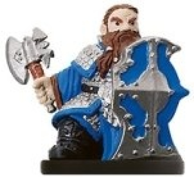 D & D Minis: Guard of Mithral Hall # 7 - Night Below