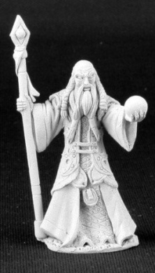 Thaddeus Graytower Wizard Dark Heaven Legends Series