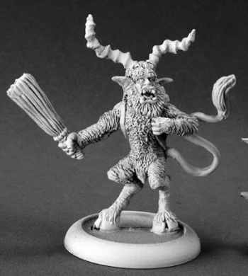 Krampus Chronoscope Series Miniatures